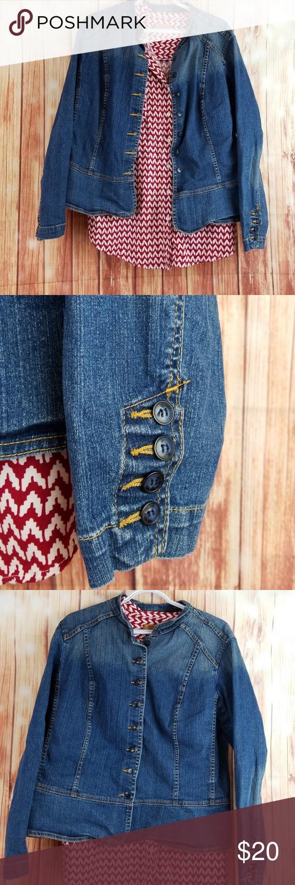 a.n.a jean jacket   Tub 2
