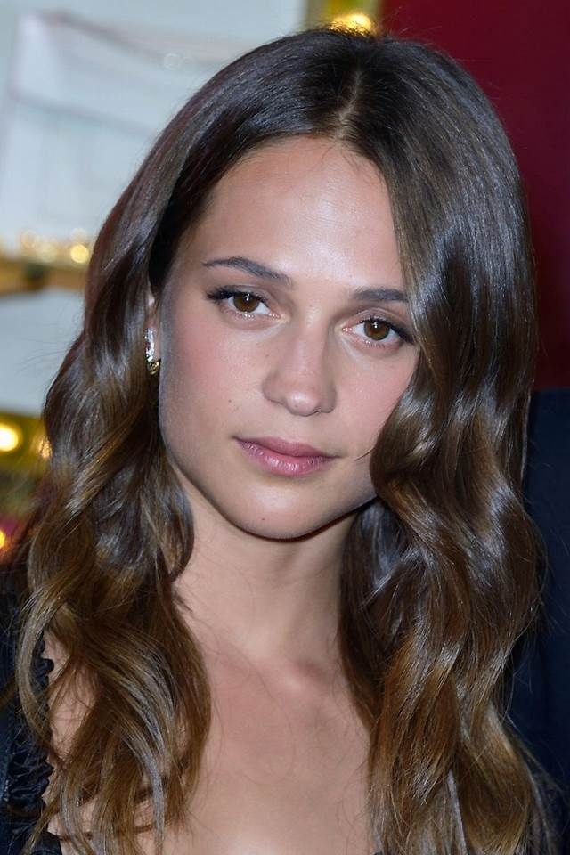 Alicia Vikander - Attending The Bvlgari Puo Up Store Ribbon Cutting At The Galeries Lafayette on July 4, 2017