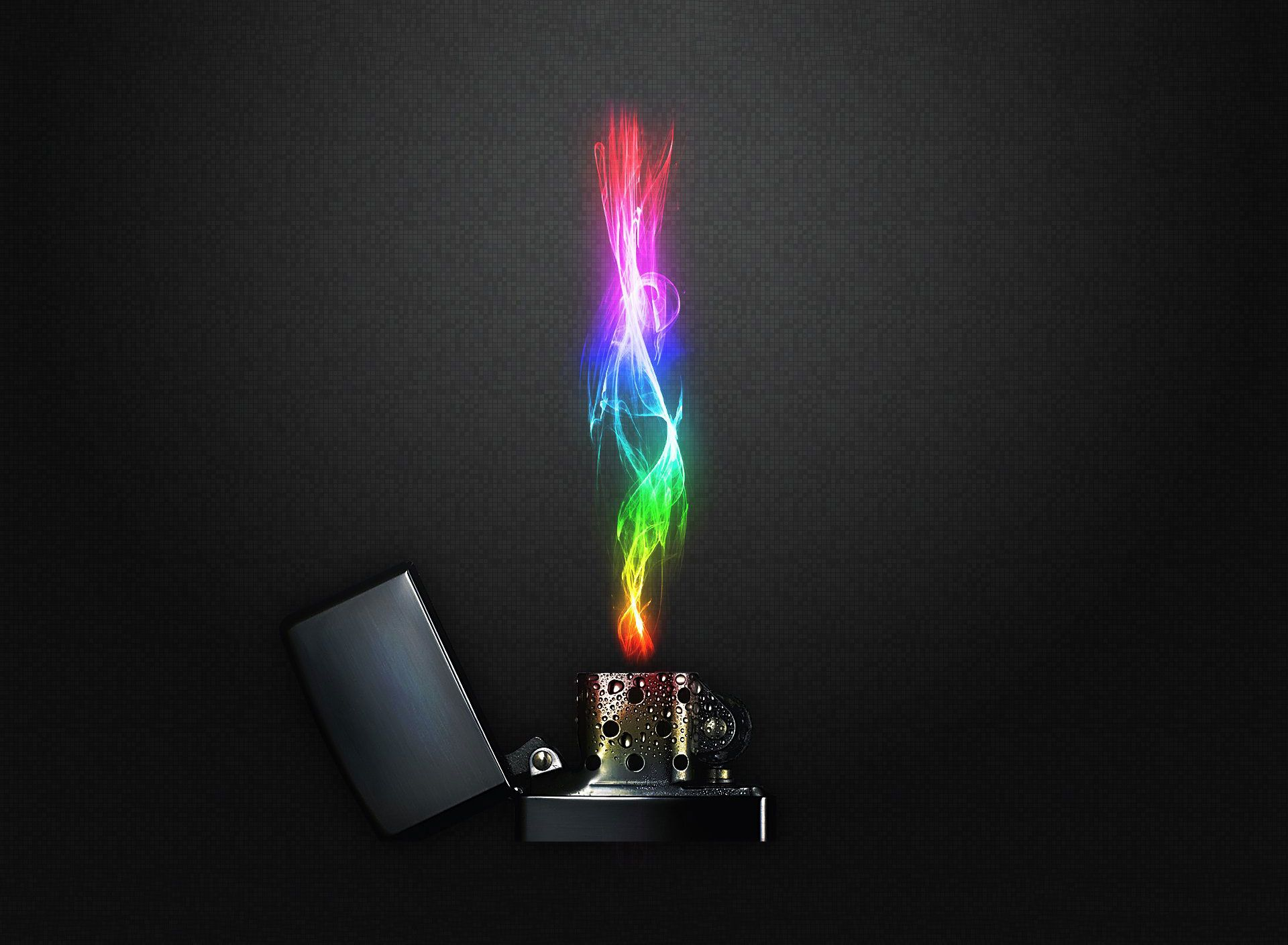 Rainbow Fire Wallpaper Background Other Wallpapers Amazon Kindle Fire Wallpapers Windows Desktop Wallpaper Lit Wallpaper Background Hd Wallpaper