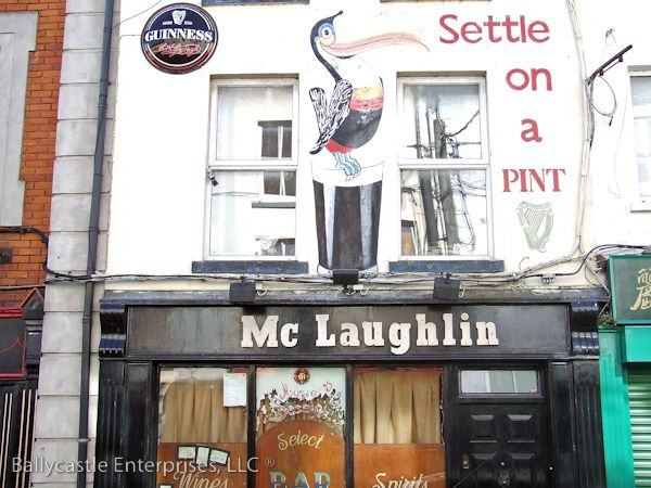 McLaughlins Sligo 2 - Click pub photo image above to purchase your #Pubs of #Ireland Photo Print with PayPal. You do not need a PayPal account to purchase photo. Pubs of Ireland photos are perfect to display in any sitting room, family room, or den to celebrate a family's Irish heritage. $14.00 Free Shipping in USA!