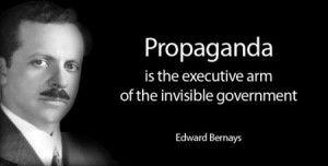 Propaganda Quote Edward Bernays Edward Bernays History