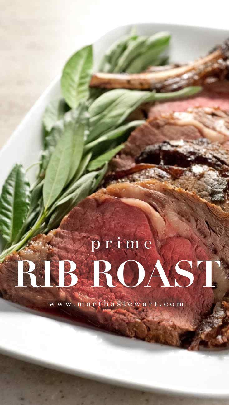 Prime Rib Roast Prime Rib Roast Rib Recipes Prime Rib