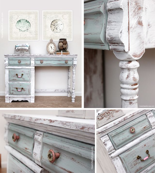 Get Inspired 15 Annie Sloan Chalk Paint Projects