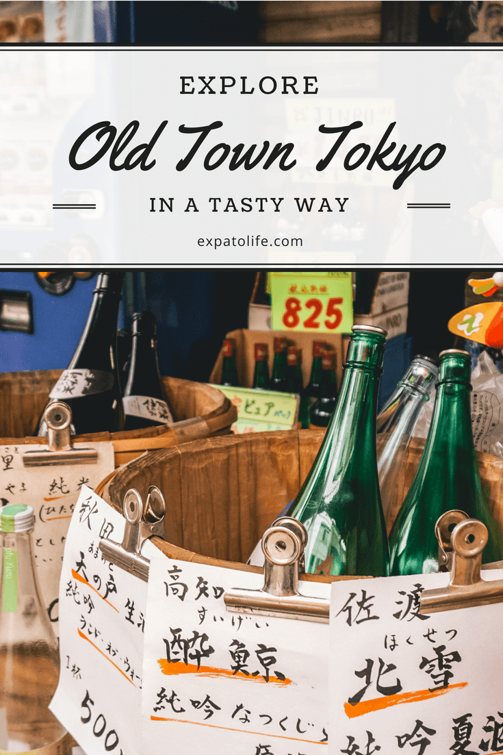 Tokyo Food Tour Discover Old Town Tokyo in a tasty way Asia