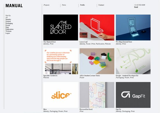 30 Minimalist Portfolio Website Designs for Inspiration ...