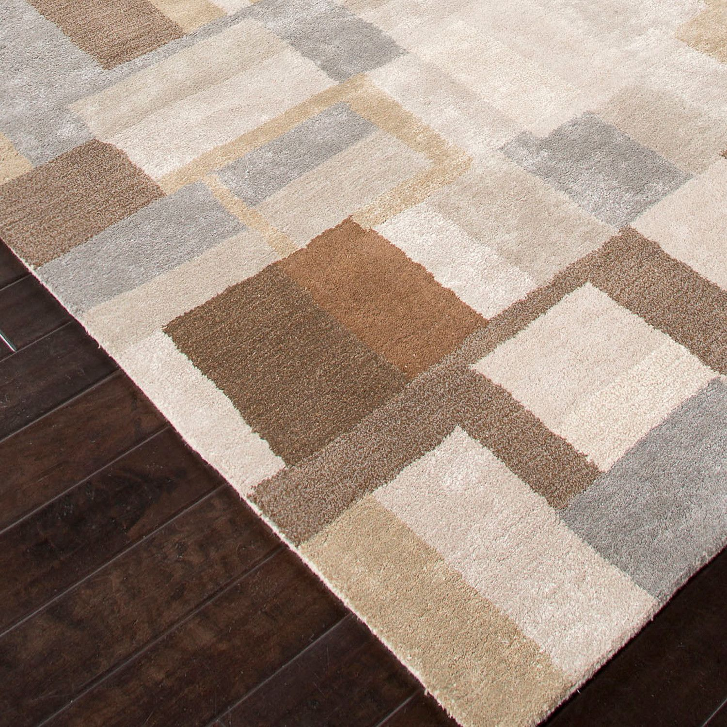 Best Image Result For Brown And Grey Area Rug In 2020 Cream 400 x 300