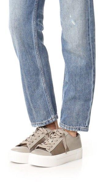 0638f2b9a73 DKNY Bari Platform Sneakers