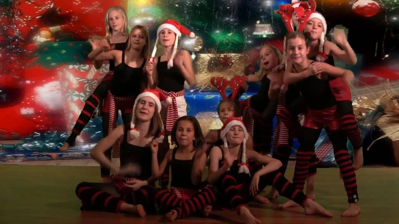 Christmas Songs Crazy Elf Dance Mariah Carey Miley