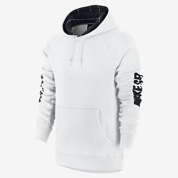 Nike SB Icon Yarn-Dye Pullover Men's Hoodie