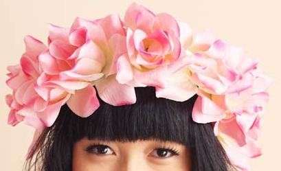 flowercrowns! Snapchat flower crown, Flower crown