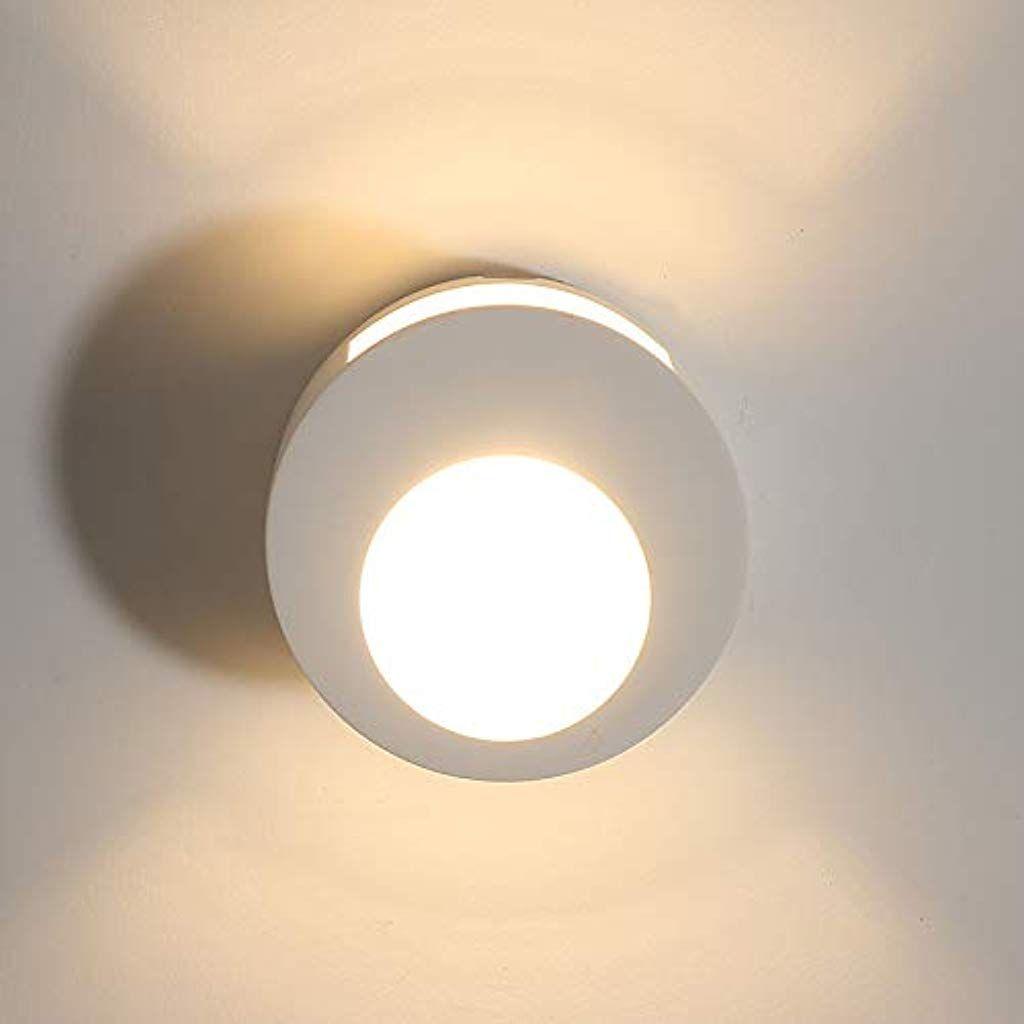 Applique da parete moderna 7W 2700K Warm White Lighter ...