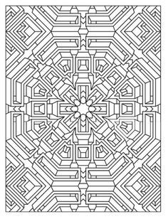 83+ Dover Coloring Book Creative Haven Mandala Madness Free