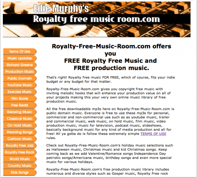 Rock Out Your Projects With Royalty Free Music