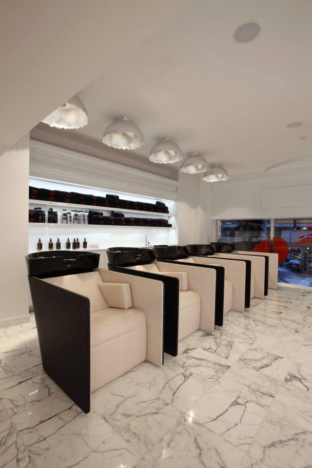 Aldo Coppola new salon, Milan, Italy | Salon Trends - GAMMA | furniture salon milan