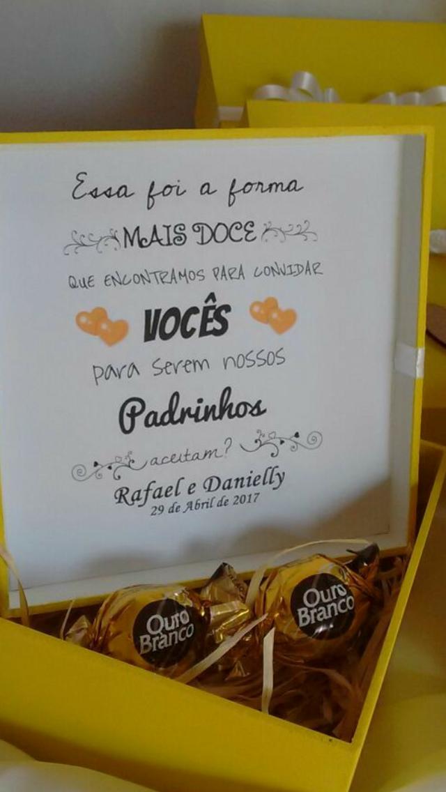 Docinho Casamento Pinterest Casamento Convite Padrinhos