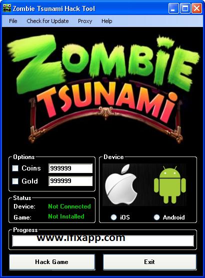 free android games zombie tsunami