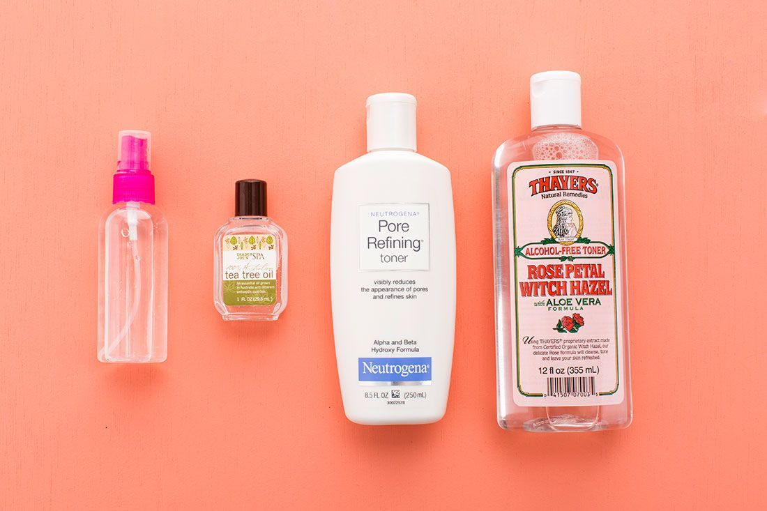You'll Be Obsessed With This 3Ingredient DIY Face Mist