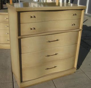 Best Sold 50S Bedroom Set 145 Blond Furniture 50S 400 x 300