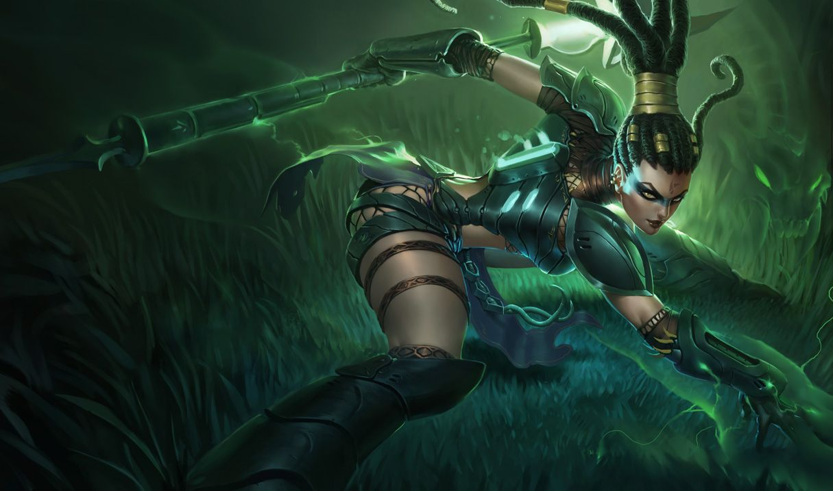 Nidalee | League of Legends