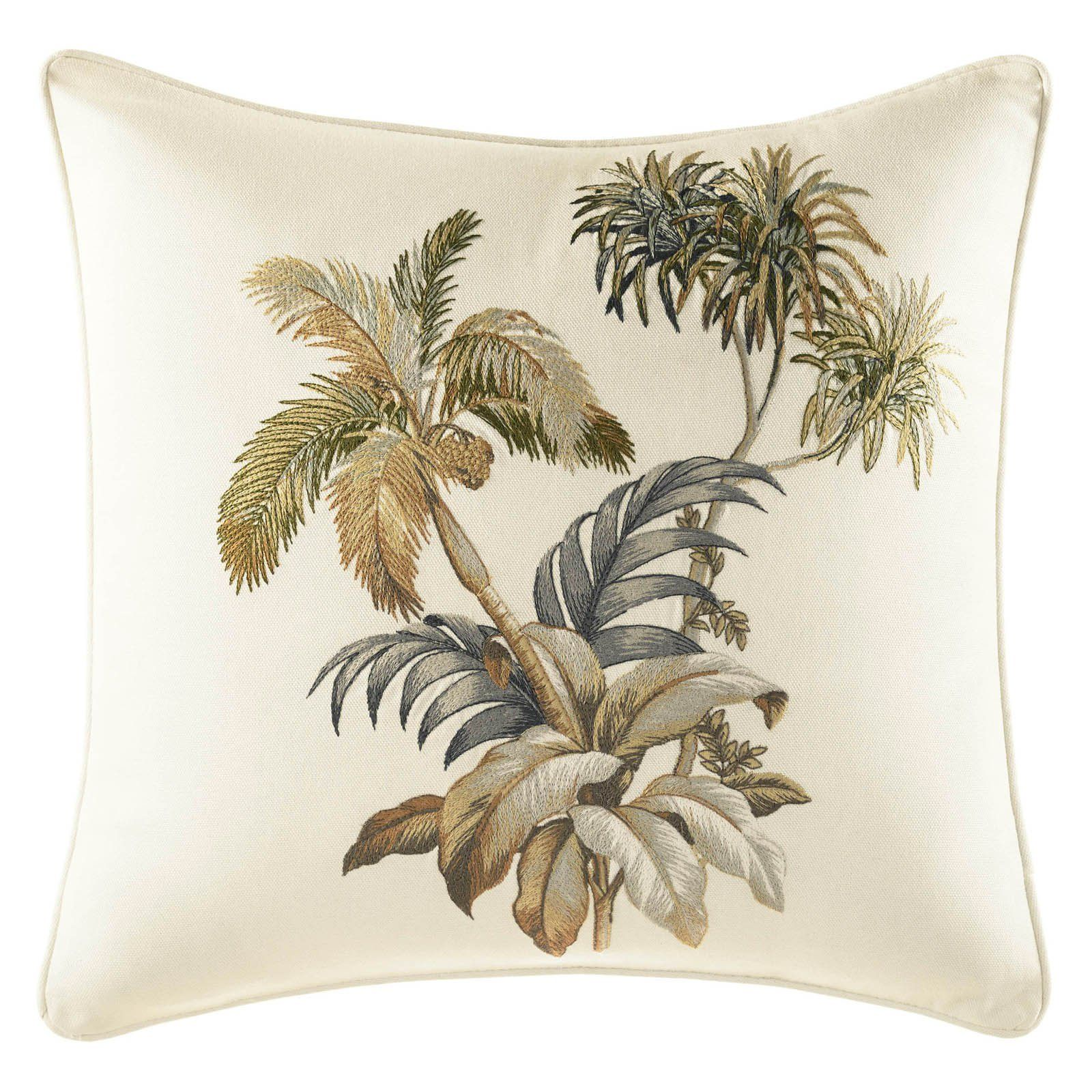 Nador Tropical Square Pillow By Tommy Bahama Throw Pillows