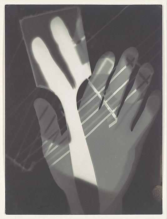 László Moholy-Nagy, Fotogramm, Metropolitan Museum of Art