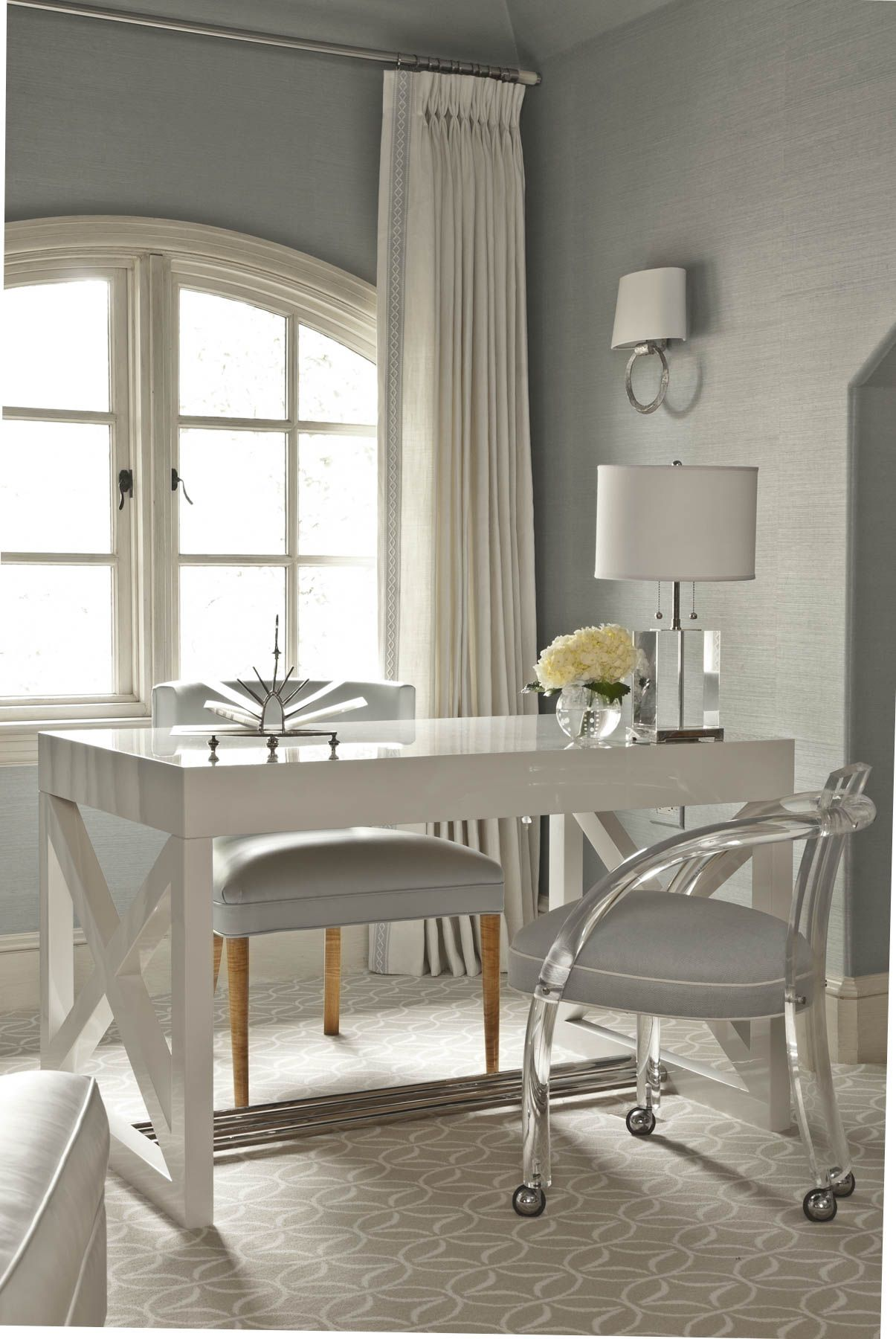 Home office interior ideas study u offices  collins interiors  decoración  pinterest