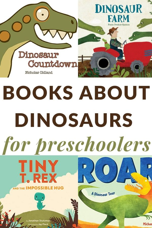 ROARtastic Dino Books for Little Ones #prehistoriccreatures