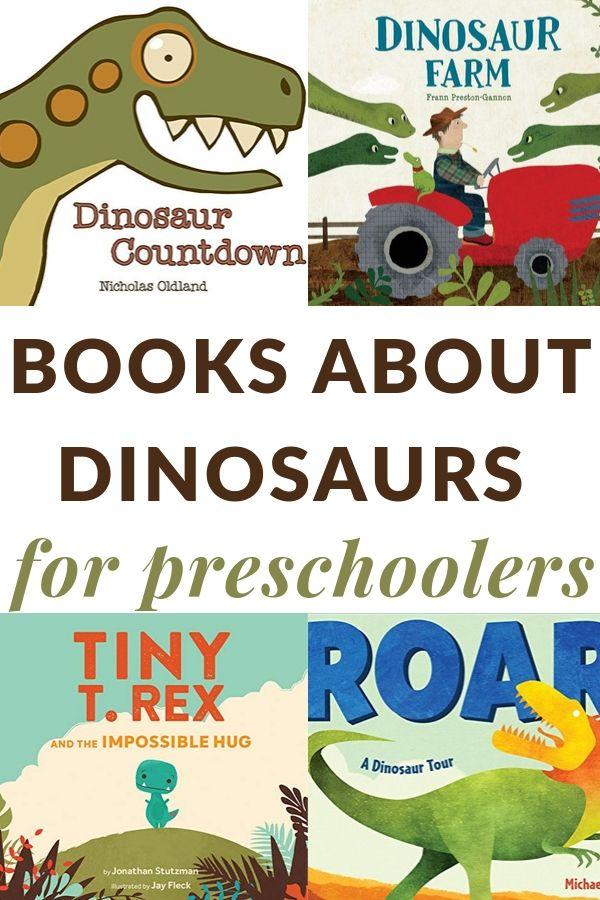 ROARtastic Dino Books for Little Ones #prehistoriccreatures