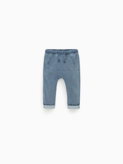 NEW Carter/'s Boys 2 Pack Dark Heather Gray /& Navy Blue Pants NWT 3m 6m Pant Soft