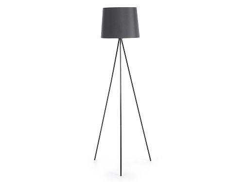 Stehlampe Schwarz - Standlampe - Stehleuchte - Beleuchtung - SAMBRA ...