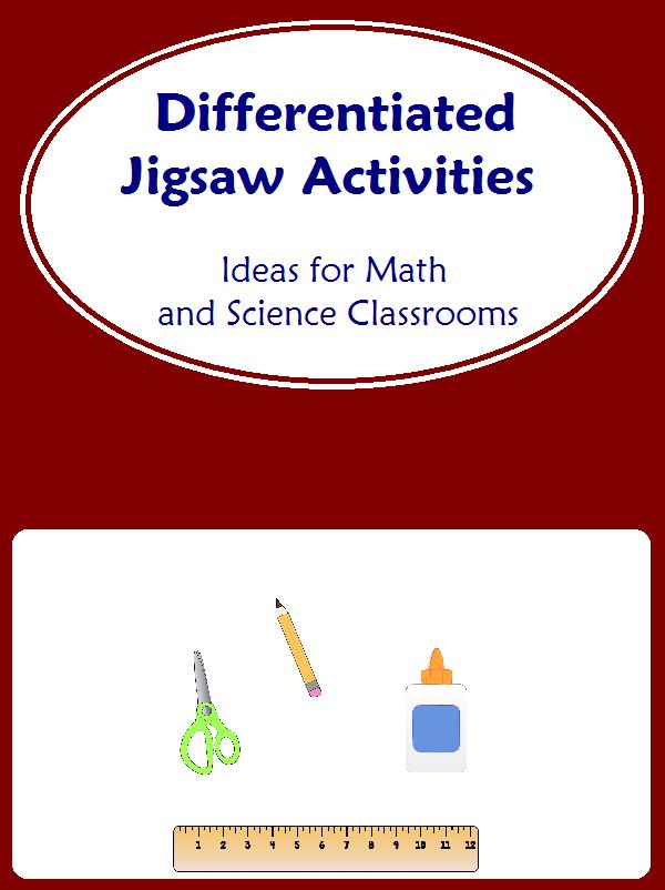 Differentiated Jigsaw Activities Teacher Ideas Pinterest
