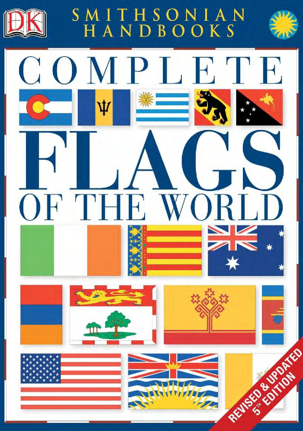 Dk complete flags of the world book about all flags of the