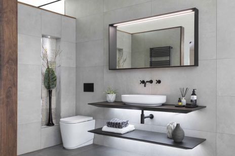Want A Hotel Style Bathroom Check Out The Bagnodesign Showroom In Chelsea For Inspirational Ideas Like This Pict Bathroom Design Bagno Design Luxury Bathroom