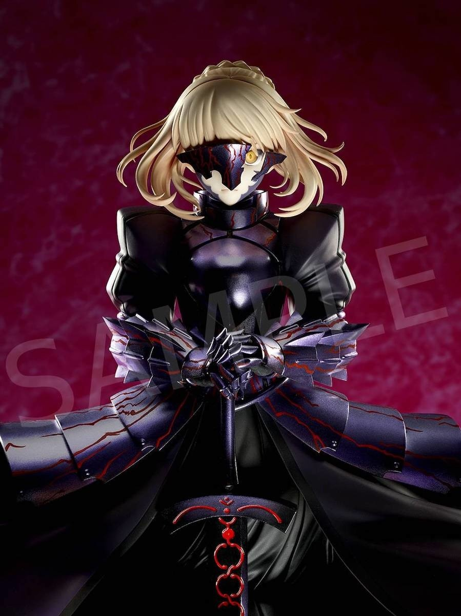 Fate/stay night Heaven's Feel Saber Alter 1/7 Scale