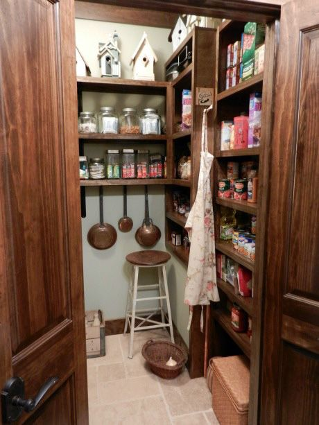Another Great Pantry Kitchens For Someday Pinterest Pantry Pantry Ideas And Kitchens