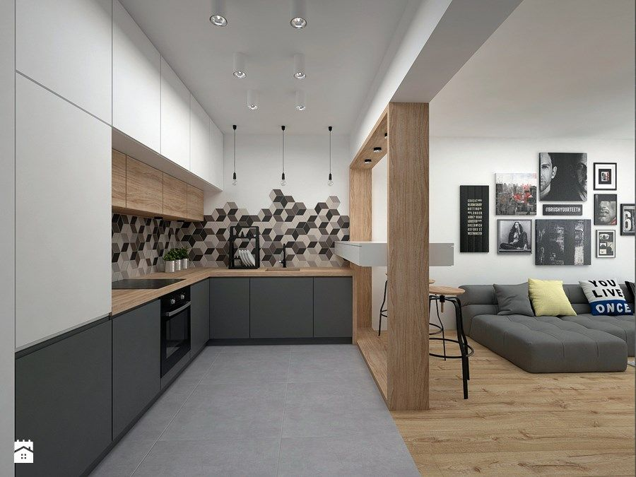 Boden gegen Boden Beispiel, Küche\/Essen Küche Pinterest - k che aus beton selbst bauen