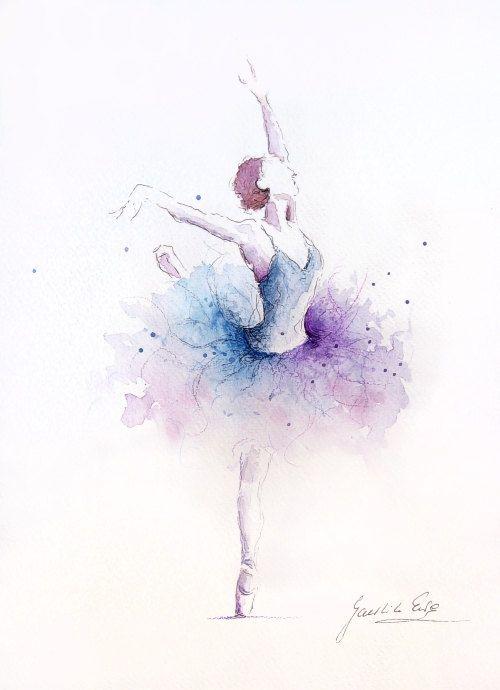 Pin On Art Ballet Dancer