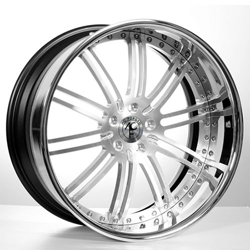 19202224 Inch Ac Forged Wheels Rims Split10 St Brush Face W