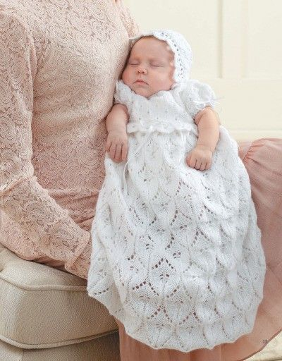 bad5ff0f5e70 Timeless Knit Christening Sets 3 Sets for Him and Her