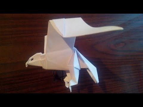 How To Make An Easy Origami Bird - Folding Instructions - Origami ... | 360x480