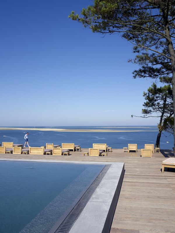 hotel la corniche dune du pyla arcachon week end france pinterest pyla arcachon et. Black Bedroom Furniture Sets. Home Design Ideas