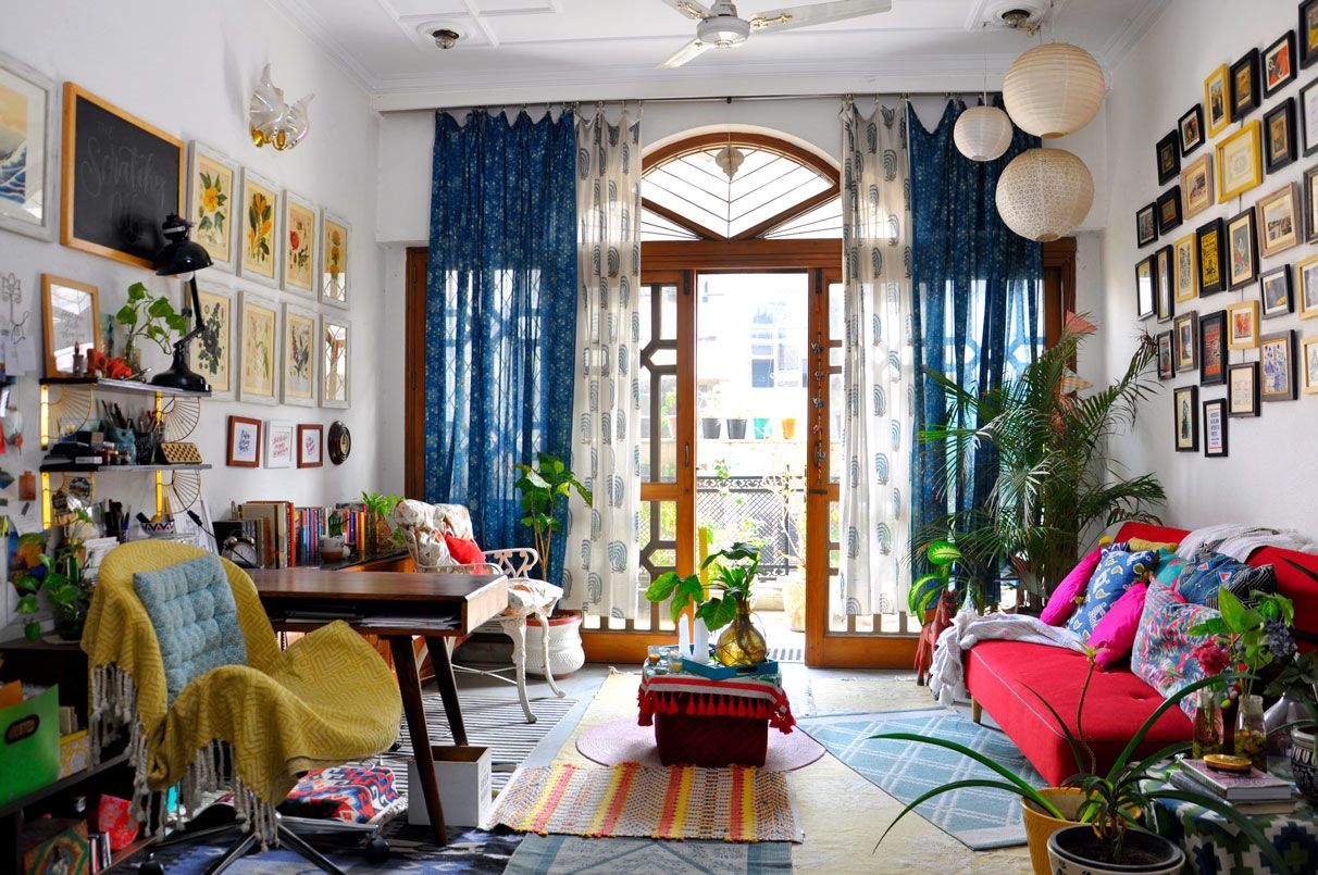 How To Decorate Your Small House Part 1 The Maximalist Way In