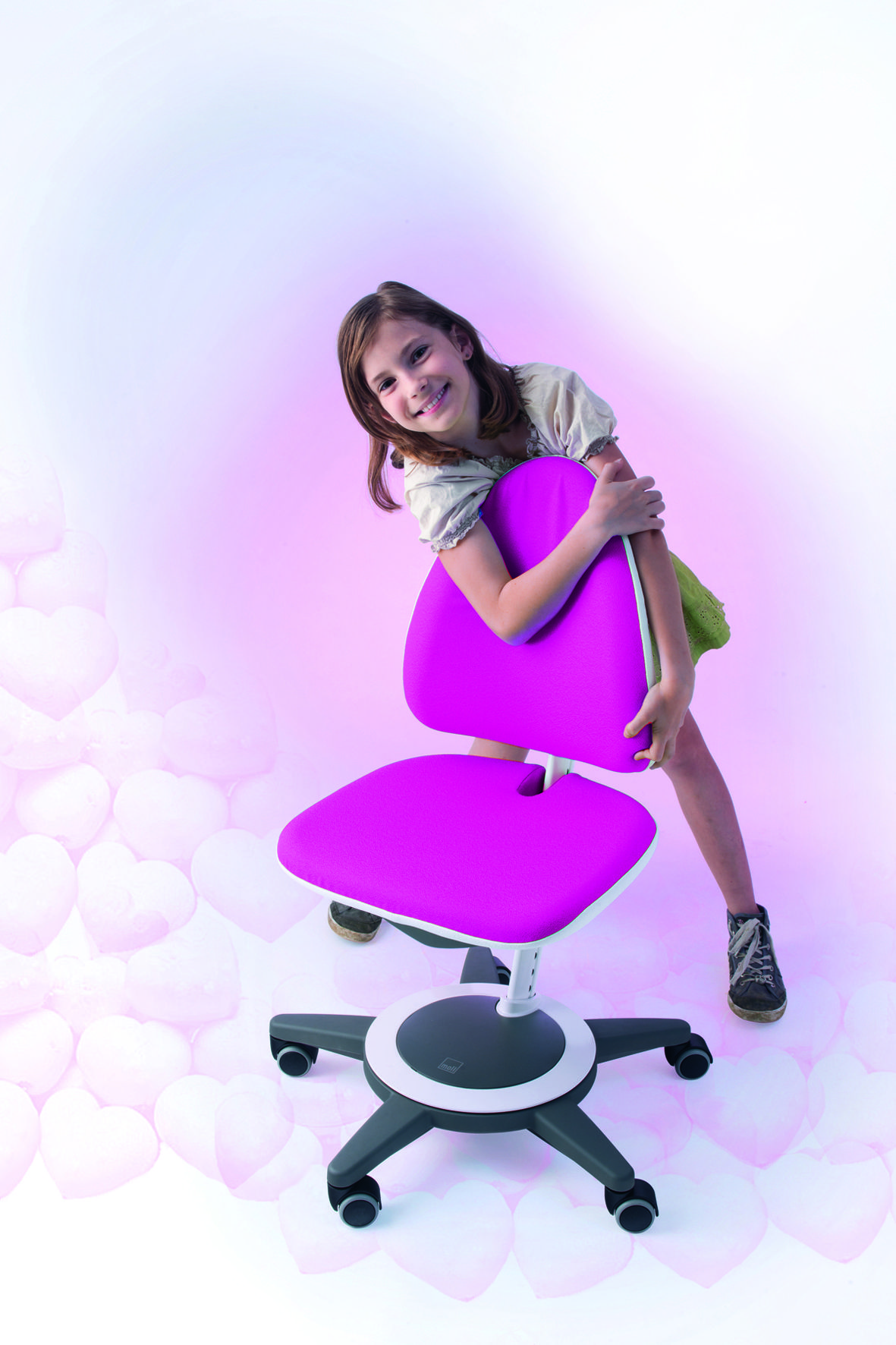 The moll Maximo children chair a classic and leader in kids