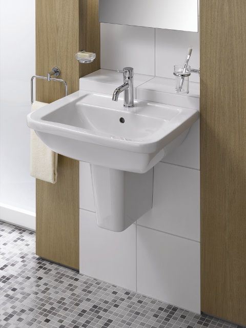 Thanks For Pinning Vitra Form 300 Large Sink From Uk Bathrooms Www Ukbathrooms Com Vitra Bathrooms Sink Large Bathroom Sink