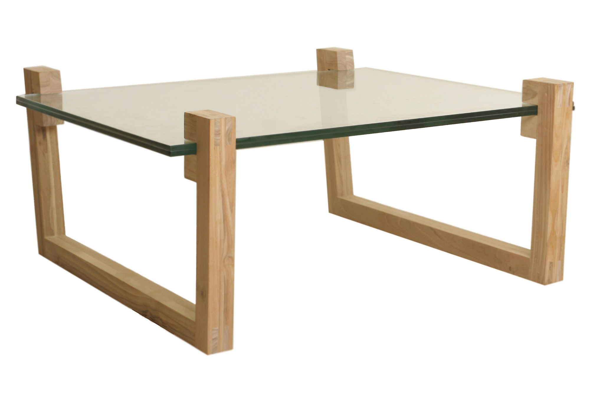 One Kings Lane - Streamlined Design - Clamp Coffee Table