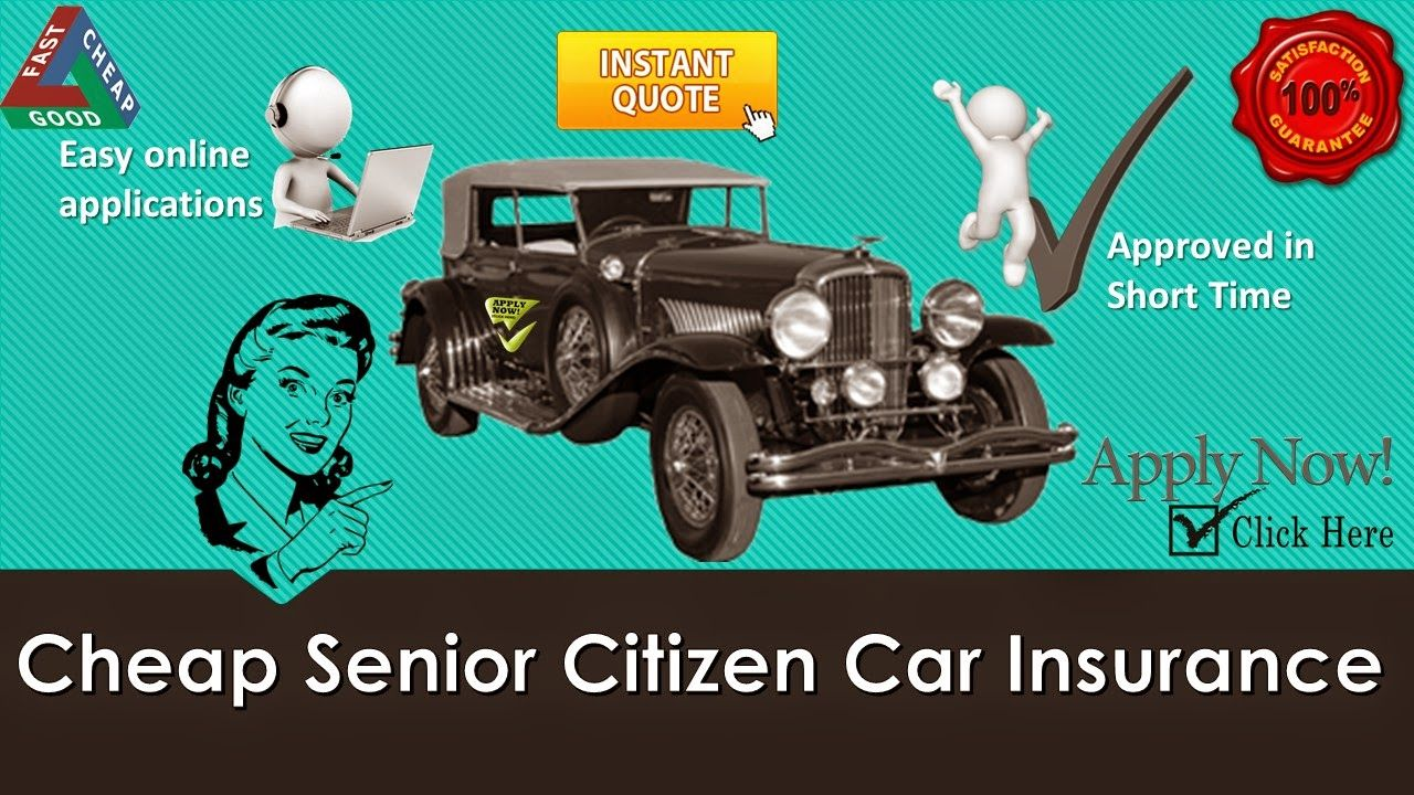 Citizens Insurance Quote Get The Cheapest Car Insurance With Full Coverage For Senior Citizen .