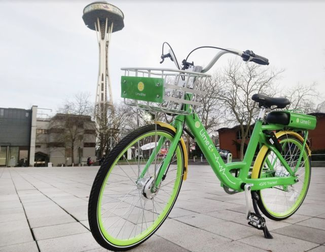 Limebike Is Bringing Bike Sharing To The Masses Via Business