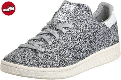 adidas Stan Smith PK Schuhe 8,5 grey/white - Adidas sneaker (*Partner-Link)