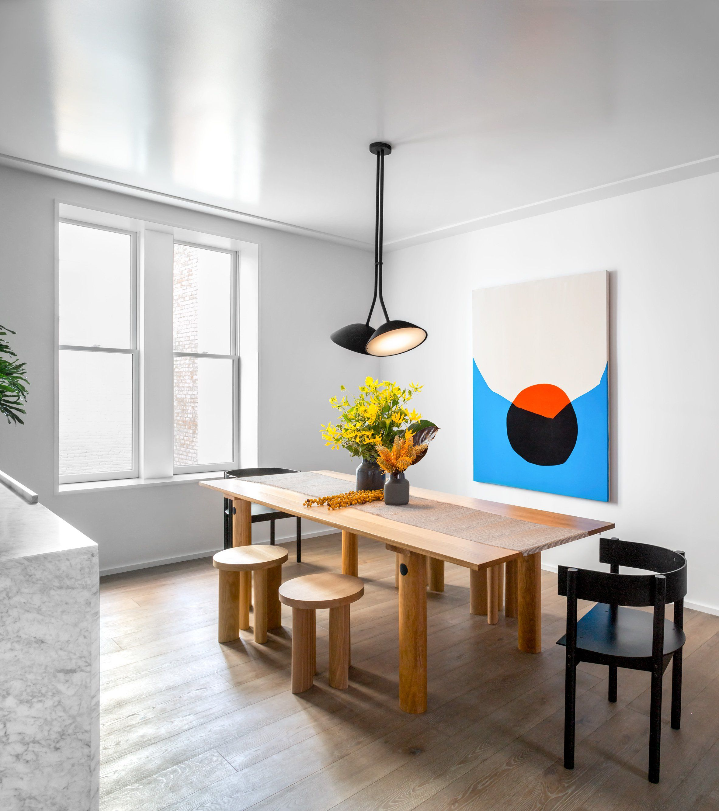 Matter curates show home at the standish condominiums in brooklyn room dzzzfo