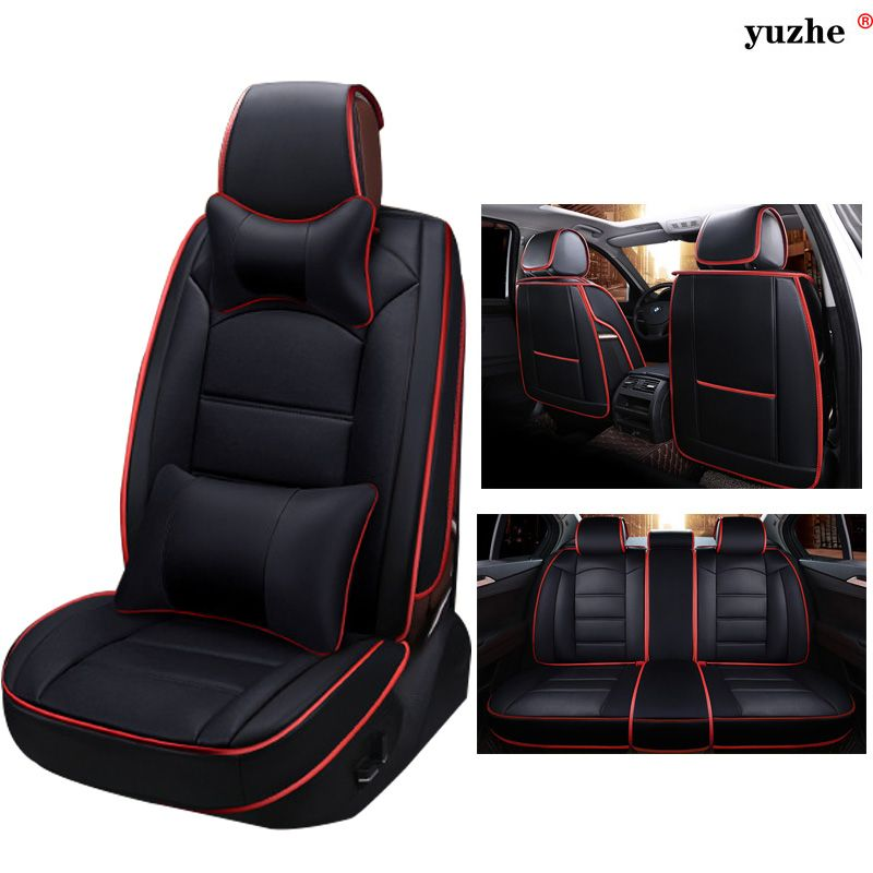 yuzhe leather universal car seat covers for jeep grand cherokee 2016 2014 wrangler patriot. Black Bedroom Furniture Sets. Home Design Ideas